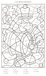 Imprimer le coloriage : Coloriages magiques, numéro 184cf0c3