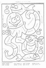 Imprimer le coloriage : Coloriages magiques, numéro 2bb5c78f