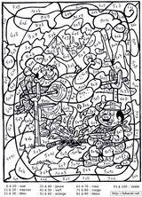 Imprimer le dessin en couleurs : Coloriages magiques, numéro 579886