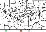 Imprimer le dessin en couleurs : Coloriages magiques, numéro 579892