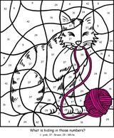 Imprimer le dessin en couleurs : Coloriages magiques, numéro 625128