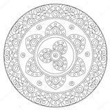 Imprimer le coloriage : Mandalas, numéro 15c6aaa9