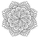 Imprimer le coloriage : Mandalas, numéro 1a036561