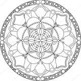 Imprimer le coloriage : Mandalas, numéro 2235506
