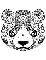 Imprimer le coloriage : Mandalas, numéro 3368f54b