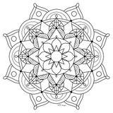 Imprimer le coloriage : Mandalas, numéro 4da308f