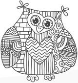 Imprimer le coloriage : Mandalas, numéro 73dda7c2