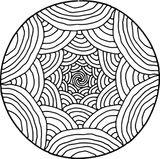Imprimer le coloriage : Mandalas, numéro feb8e3b6