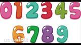 Imprimer le dessin en couleurs : Tous les chiffres, numéro 13e584b2