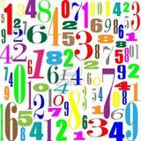 Imprimer le dessin en couleurs : Tous les chiffres, numéro 43abbaa5