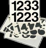 Imprimer le dessin en couleurs : Tous les chiffres, numéro 515362
