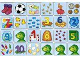 Imprimer le dessin en couleurs : Tous les chiffres, numéro 515364