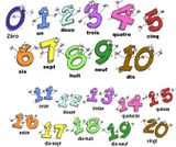 Imprimer le dessin en couleurs : Tous les chiffres, numéro 597806