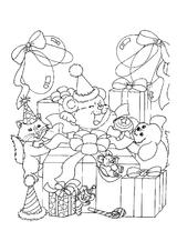 Imprimer le coloriage : Evènements, numéro 127781