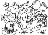 Imprimer le coloriage : Carnaval, numéro 113505