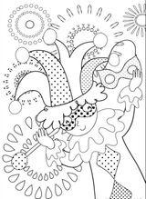Imprimer le coloriage : Carnaval, numéro 113506