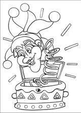 Imprimer le coloriage : Carnaval, numéro 113507