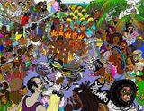 Imprimer le dessin en couleurs : Carnaval, numéro 117573