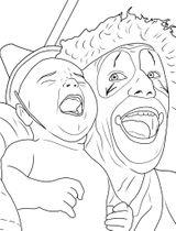 Imprimer le coloriage : Carnaval, numéro 11bb1544