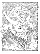 Imprimer le coloriage : Carnaval, numéro 11eadde6