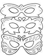 Imprimer le coloriage : Carnaval, numéro 128591