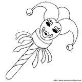 Imprimer le coloriage : Carnaval, numéro 128593