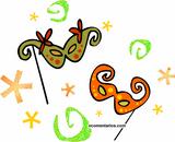 Imprimer le dessin en couleurs : Carnaval, numéro 136805