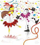 Imprimer le dessin en couleurs : Carnaval, numéro 156864