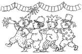 Imprimer le dessin en couleurs : Carnaval, numéro 19298
