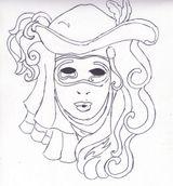 Imprimer le dessin en couleurs : Carnaval, numéro 20874