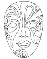 Imprimer le coloriage : Carnaval, numéro 570
