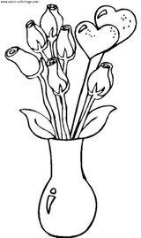 Imprimer le coloriage : Fête des mères, numéro 114339