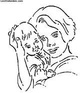 Imprimer le coloriage : Fête des mères, numéro 147931