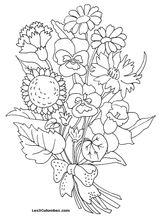 Imprimer le coloriage : Fête des mères, numéro 147932