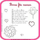 Imprimer le dessin en couleurs : Fête des mères, numéro 151777