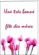 Imprimer le dessin en couleurs : Fête des mères, numéro 151779