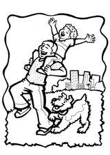 Imprimer le coloriage : Fête des pères, numéro 147913