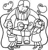 Imprimer le coloriage : Fête des pères, numéro 147917
