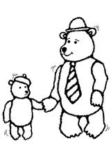 Imprimer le coloriage : Fête des pères, numéro 147918