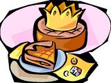 Imprimer le dessin en couleurs : Galette des Rois, numéro 169451