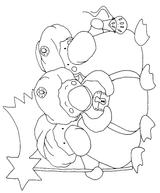 Imprimer le coloriage : Galette des Rois, numéro 18143