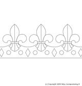 Imprimer le coloriage : Galette des Rois, numéro 4174