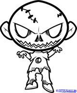 Imprimer le coloriage : Halloween, numéro 1094632c