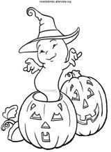 Imprimer le coloriage : Halloween, numéro 131256