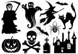 Imprimer le coloriage : Halloween, numéro 131257