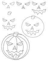 Imprimer le coloriage : Halloween, numéro 131273