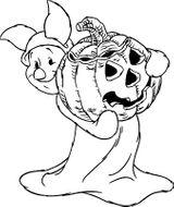 Imprimer le coloriage : Halloween, numéro 142801