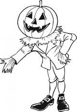 Imprimer le coloriage : Halloween, numéro 147672