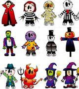 Imprimer le dessin en couleurs : Halloween, numéro 159106