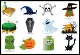 Imprimer le dessin en couleurs : Halloween, numéro 264313